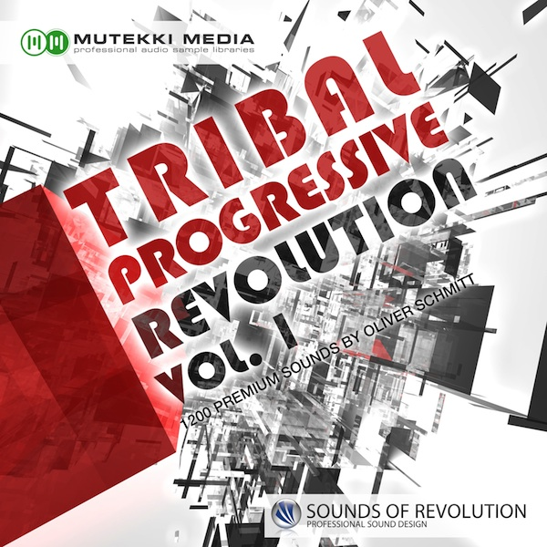 Sounds of Revolution - Tribal Progressive Revolution Vol.1