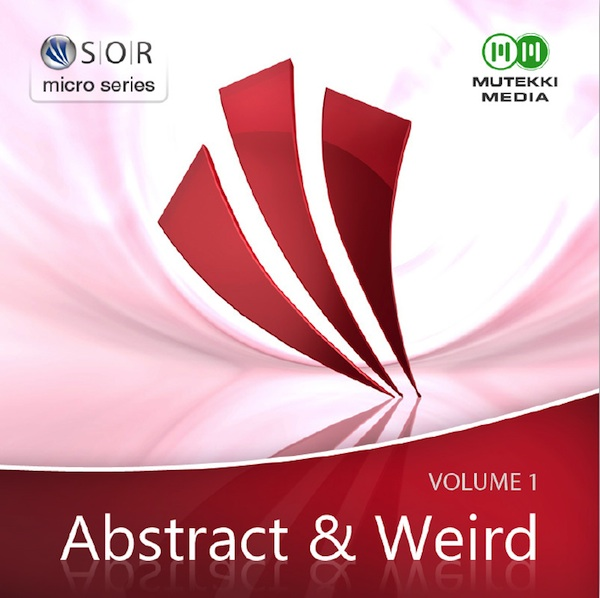 Abstract and Weird Vol.1