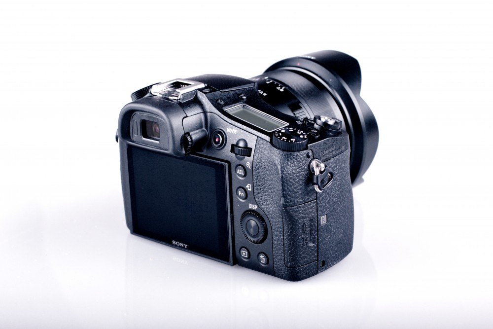 Sony RX10 - Back