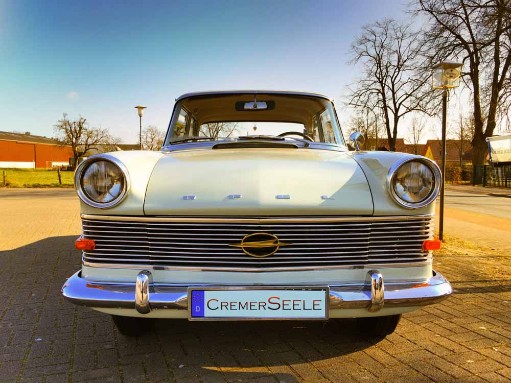 Opel mit dem iPhone 6s plus